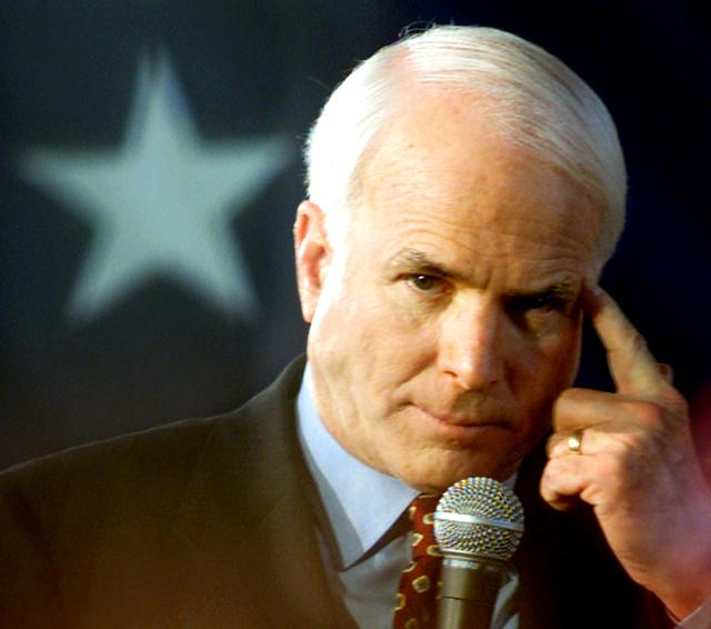 John Mccain Latest News Photos And Videos: Politics & Political News