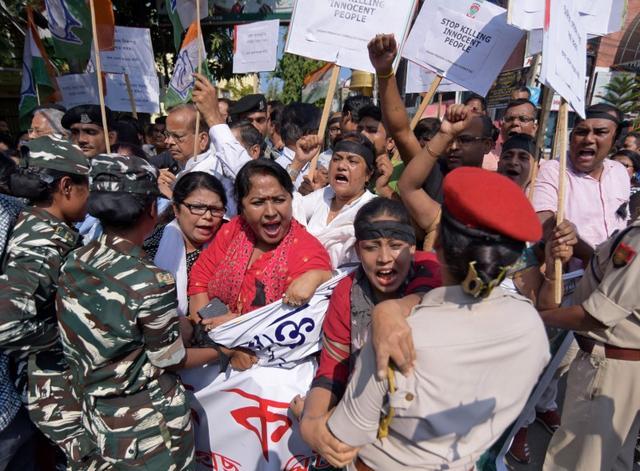 Killings In Assam Raise Tension Over Citizenship Survey