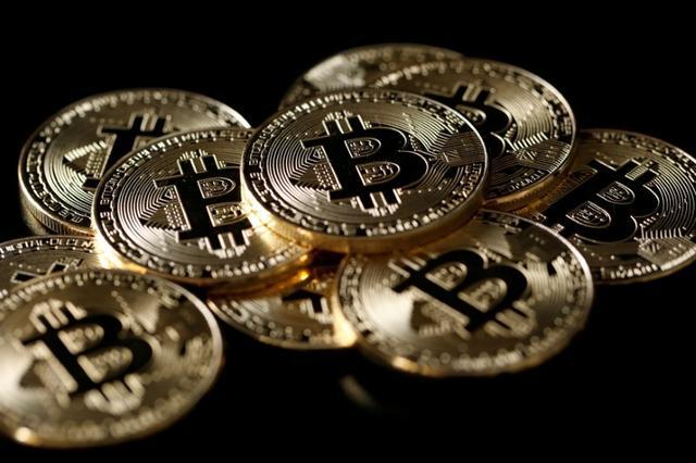 Foto de archivo. Colección de fichas de Bitcoin (moneda virtual). 8 de diciembre de 2017. REUTERS/Benoit Tessier