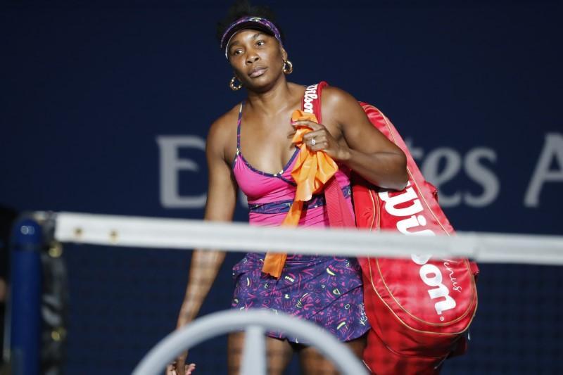テニス=ビーナス、死亡事故の遺族と和解成立 | Reuters