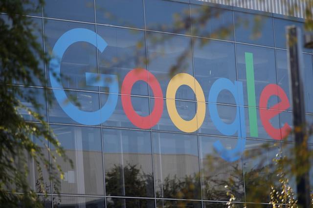 El logo de Google en su sede en Mountain View, EEUU, nov 1, 2018. REUTERS/ Stephen Lam