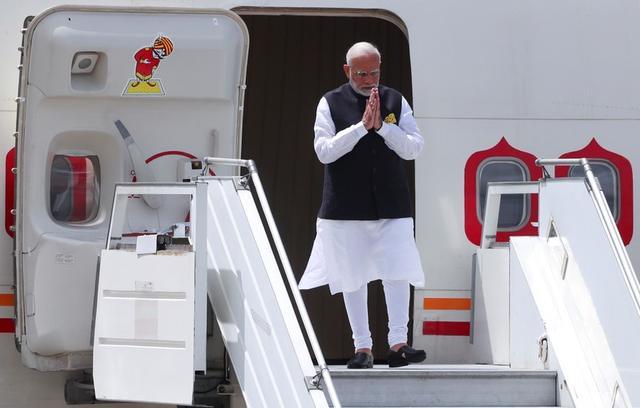 El primer ministro de India, Narenda Modi, a su llegada a la cumbre del G-20 en Buenos Aires, nov 29, 2018. REUTERS/Martin Acosta