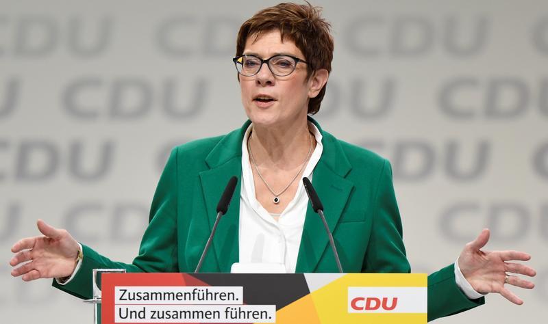 独与党CDU新党首、移民政策を見直しへ | Reuters
