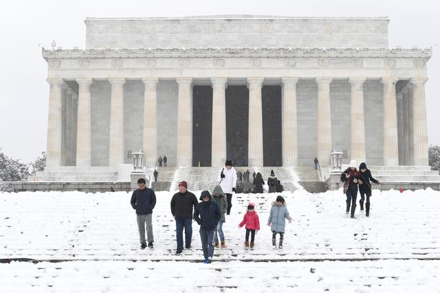flights canceled as deadly snowstorm hits us mid atlantic states