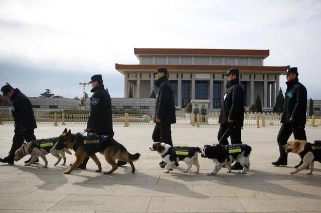 chinese police must guard against color revolutions says top official