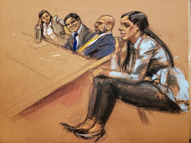 El Chapo' must not 'escape' again, U.S. prosecutor tells jury