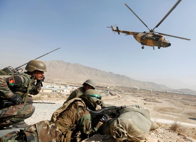 Taliban Capture Provincial Capital of Zaranj in Southwestern Afghanistan