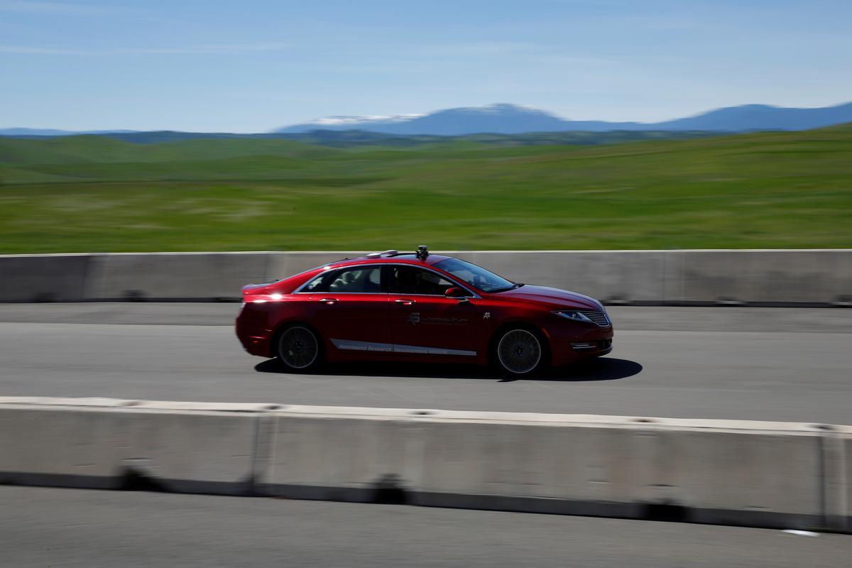 Americans still don't trust self-driving cars, Reuters/Ipsos poll...