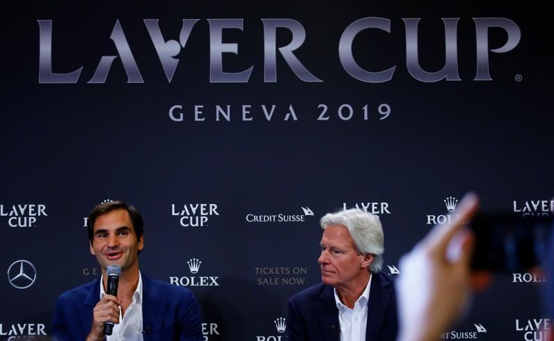 Tennis: Laver Cup becomes official ATP event - Reuters