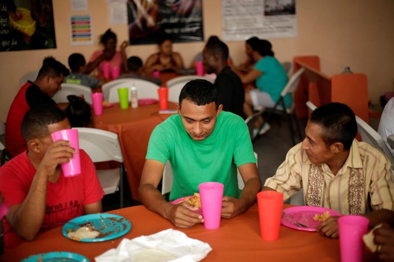 Exclusive: Asylum seekers returned to Mexico rarely win bids to wait in U.S.