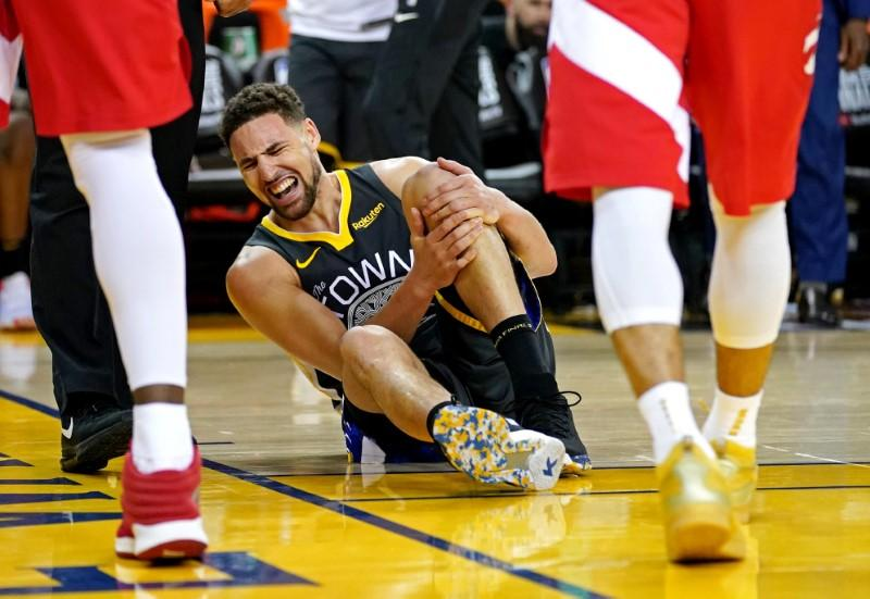 Golden State Warriors' Klay Thompson will Miss 2nd Straight Season After Suffering Achilles Tear