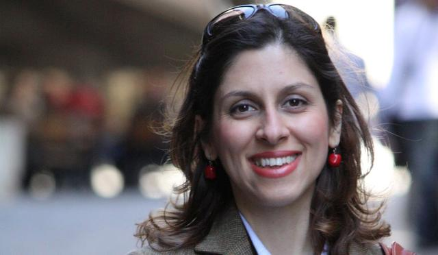 FILE PHOTO - Iranian-British aid worker Nazanin Zaghari-Ratcliffe is seen in an undated photograph handed out by her family. Ratcliffe Family Handout via REUTERS