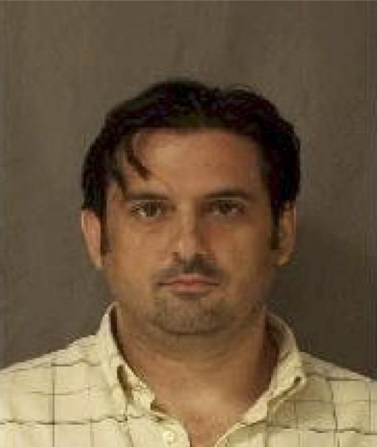Paul Ceglia is shown in this U.S. Marshals photo released on March 10, 2015.  REUTERS/U.S. Dept. of Justice/Handout