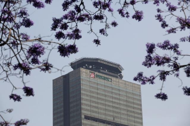 IMAGEN DE ARCHIVO. Vista de la sede de la petrolera estatal mexicana Pemex en Ciudad de México. 5 de marzo 2019. REUTERS/Daniel Becerril