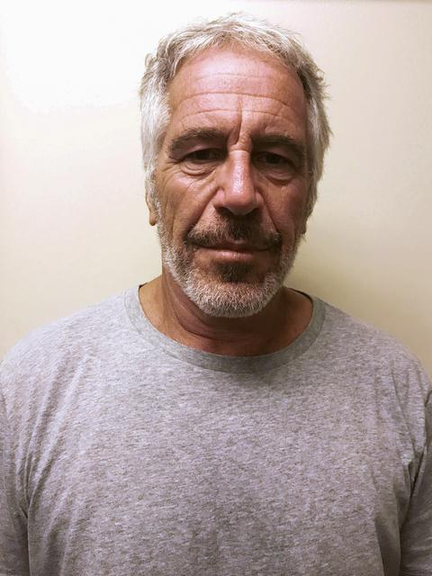 REFILE - QUALITY REPEAT U.S. financier Jeffrey Epstein appears in a photograph taken for the New York State Division of Criminal Justice Services' sex offender registry March 28, 2017 and obtained by Reuters July 10, 2019.  New York State Division of Criminal Justice Services/Handout via REUTERS.