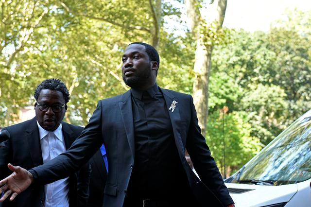 Rapper Meek Mill arrives for a hearing at court in Philadelphia, Pennsylvania, U.S. July 16, 2019.  REUTERS/Bastiaan Slabbers