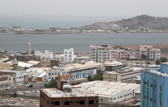 FILE PHOTO: General view of Aden, Yemen, August 12, 2019. REUTERS/Fawaz Salman/File Photo