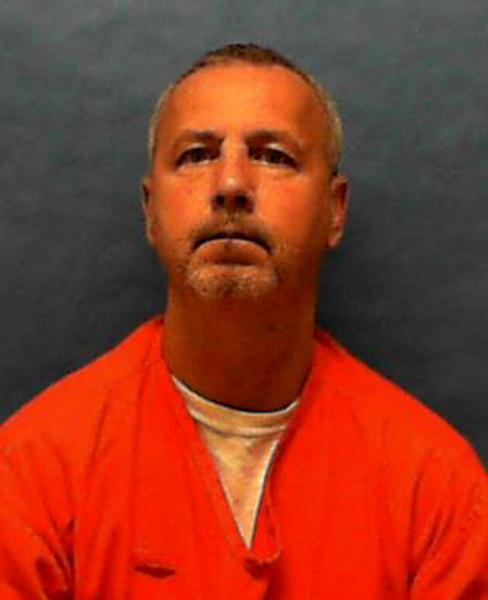 Death-row inmate Gary Bowles is shown in Raiford, Florida, U.S., in this photo provided August 21, 2019.  Florida Dept. of Corrections/Handout via REUTERS