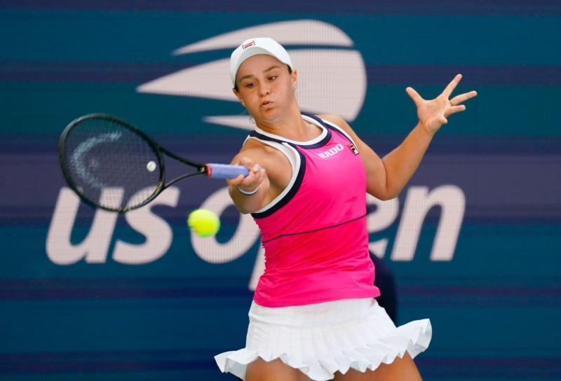 テニス=全米OPでバーティ初戦突破、大坂は世界84位と対戦   Reuters
