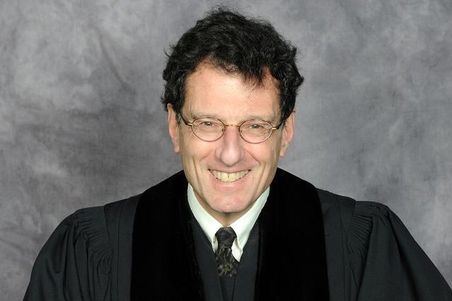 Federal Judge Dan A. Polster, of the U.S. District Court's Northern District of Ohio, poses in an undated photo obtained by Reuters in Cleveland, Ohio, U.S. June 24, 2019.  Northern District of Ohio/Handout via REUTERS