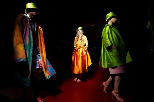 Desfile de Peter Pilotto en la Semana de la Moda de Milán, Italia, 18 septiembre 2019. REUTERS/Alessandro Garofalo