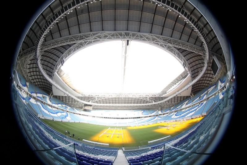 World Cup host Qatar sees climate-controlled stadiums as the future