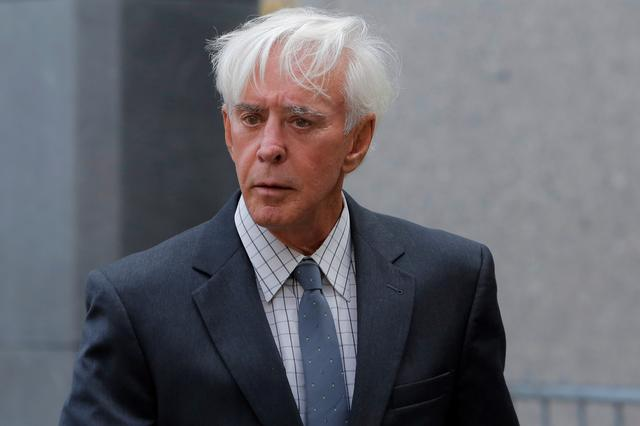 "Professional sports gambler William ""Billy"" Walters departs Federal Court after a hearing in Manhattan, New York City, New York, U.S., July 29, 2016. Match interview USA-CRIME/    REUTERS/Andrew Kelly"