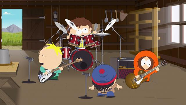 "A still from the South Park episode ""Band in China."" Comedy Central/Handout via REUTERS"
