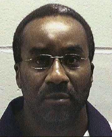 FILE PHOTO: Ray Cromartie, convicted of shooting and killing a convenience store clerk more than 20 years ago, is seen in this undated handout photo taken at an unknown location.   Georgia Department of Corrections/Handout via REUTERS/