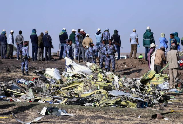 Last Remains Of Ethiopian Plane Crash Victims Buried Families Say Little Notice Given