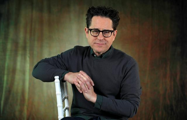 "FILE PHOTO:  Director J.J. Abrams poses for a portrait while promoting the film ""Star Wars: The Rise of Skywalker"" in Pasadena, California, U.S., December 3, 2019. REUTERS/Mario Anzuoni"