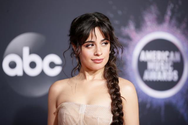 2019 American Music Awards - Arrivals - Los Angeles, California, U.S., November 24, 2019 - Camila Cabello. REUTERS/Danny Moloshok