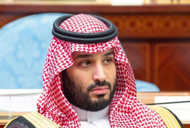 FILE PHOTO: Saudi Crown Prince Mohammed bin Salman attends a session of the Shura Council in Riyadh, Saudi Arabia November 20, 2019. Bandar Algaloud/Courtesy of Saudi Royal Court/Handout via REUTERS/File Photo