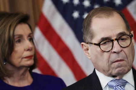 米民主、大統領弾劾訴追状を公表
