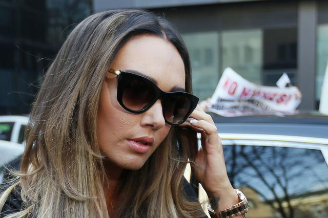 FILE PHOTO: Tamara Ecclestone arrives at Southwark Crown Court in London February 18, 2013.   REUTERS/Stefan Wermuth