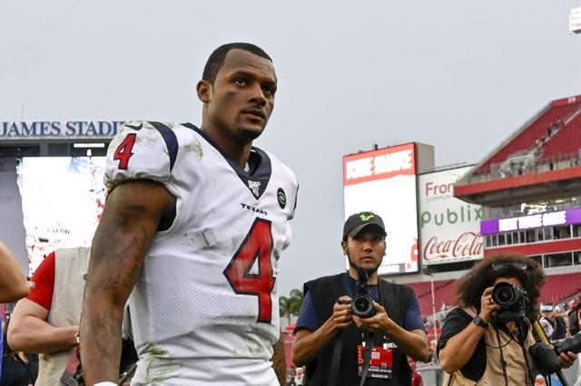 Carolina Panthers Don't Have What they Need to Pull Off a Deshaun Watson Trade