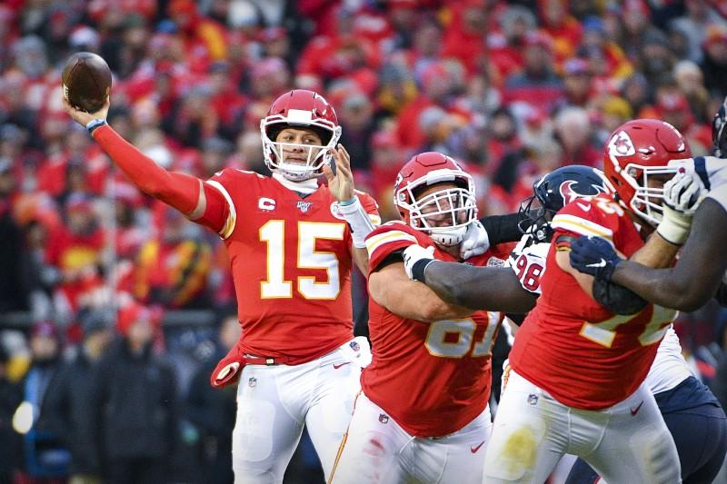 Chiefs' Patrick Mahomes Fastest to 90 TD Passes