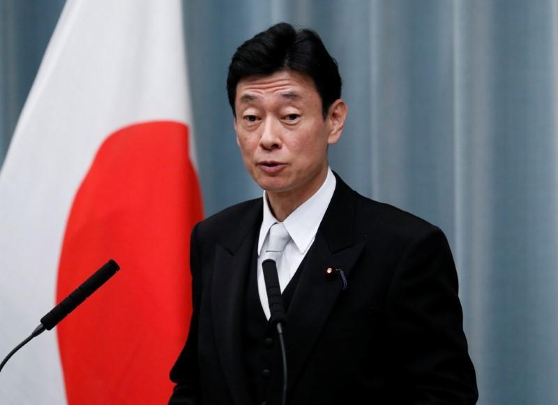 Japan's Nishimura to watch impact of overseas economies | Reuters