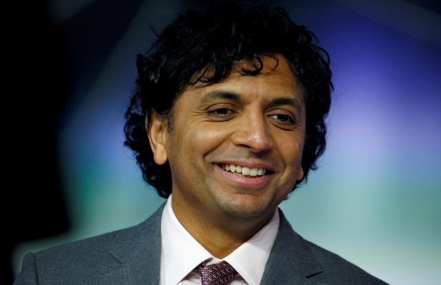 "FILE PHOTO: Director M. Night Shyamalan attends the European premiere of ""Glass"" in London, Britain January 9, 2019. REUTERS/Henry Nicholls"