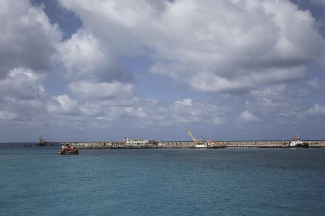 FILE PHOTO: A general view of the Zueitina oil terminal in Zueitina, west of Benghazi April 7, 2014. REUTERS/Esam Omran Al-Fetori