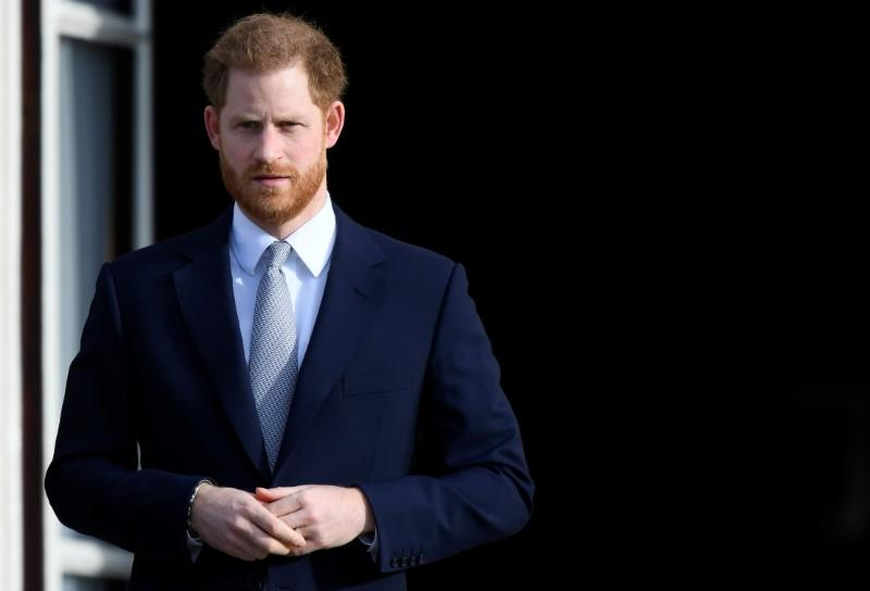 Prince Harry Sues Owners of Sun and Mirror for Allegedly Hacking Phone