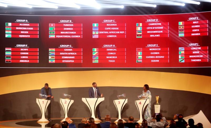 African champions Algeria get favourable draw in World Cup qualifiers
