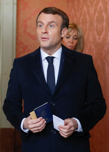 Macron Says France Will Get Through Coronavirus By Being Responsible