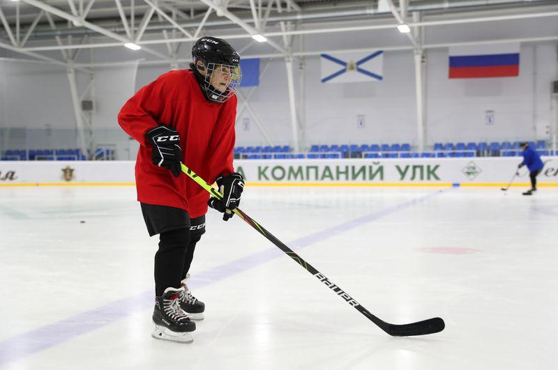 At 80, Russian great grandmother fired up by passion for ice ...