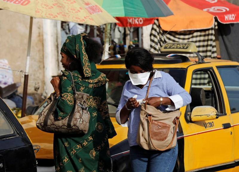 新型 コロナ ウイルス アフリカ