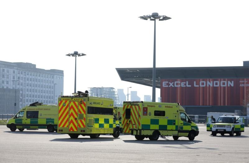 UK approves two new temporary hospitals in Birmingham and Manchester