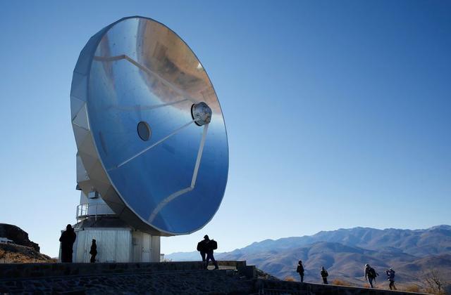 La Silla European Southern Observatory (ESO) is seen at Coquimbo, Chile  July 2, 2019. REUTERS/Rodrigo Garrido