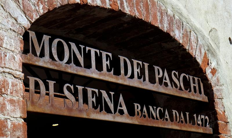 Staff mailboxes at Italy's Monte dei Paschi suffer hacker attack: document  | Reuters