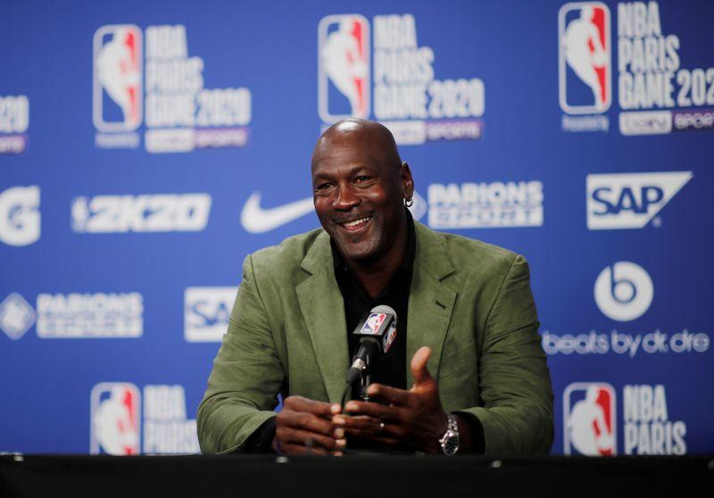 "Michael Jordan Donates M from ""The Last Dance"" Proceeds to Help Feed the Hungry Ahead of Thanksgiving"