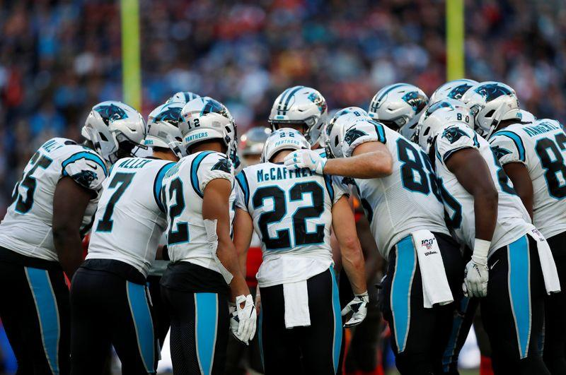 Panthers Cut Ties With Company Following Ceo S Racial Email Reuters